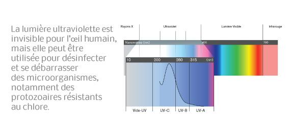 Qu'est-ce que la lumière ultraviolette (UV) ?