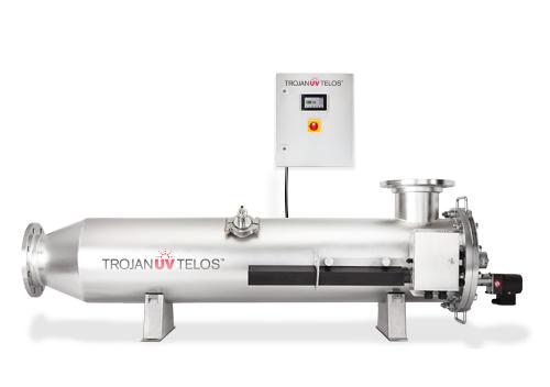 TrojanUVTelos drinking water treatment UV system