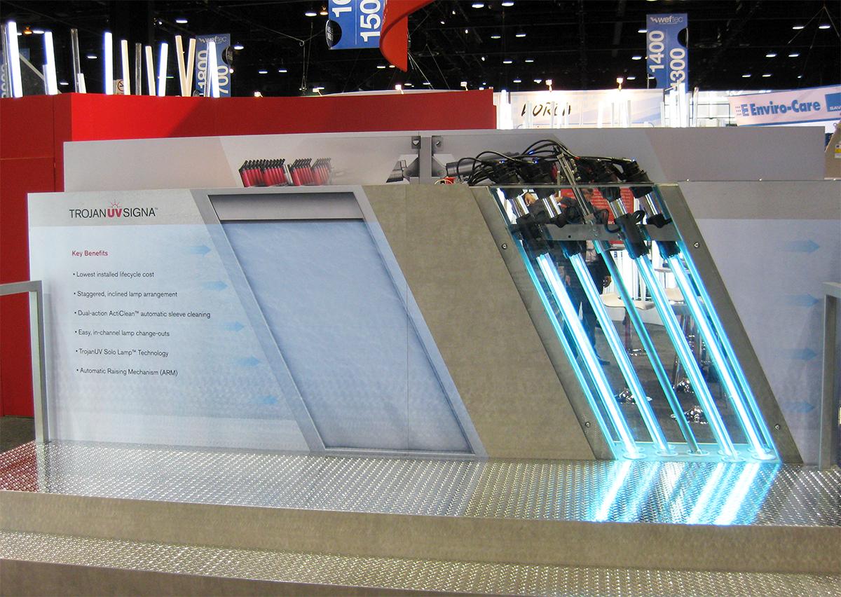 Signa System Display